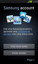 Como ativar seu aparelho - Samsung Galaxy S III Mini - Passo 9