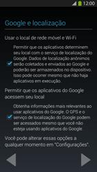 Como configurar pela primeira vez - Samsung Galaxy S IV - Passo 10