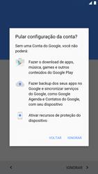 Como ativar seu aparelho - LG Google Nexus 5X - Passo 10