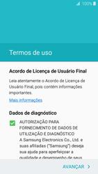 Como configurar pela primeira vez - Samsung Galaxy J2 Duos - Passo 5