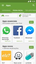 Como baixar aplicativos - Motorola Moto Turbo - Passo 5