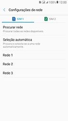Como selecionar o tipo de rede adequada - Samsung Galaxy J2 Prime - Passo 9