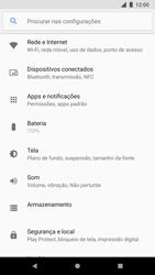 Como configurar a internet do seu aparelho (APN) - Google Pixel 2 - Passo 3