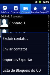 Como bloquear chamadas de um número específico - Huawei U8667 - Passo 7