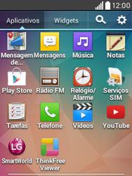 Como baixar aplicativos - LG L20 - Passo 3