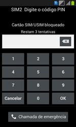 Como reiniciar o aparelho - Samsung Galaxy Win - Passo 4