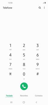 O celular não recebe chamadas - Samsung Galaxy A11 - Passo 12