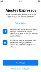 Como ativar seu aparelho - Apple iPhone 8 - Passo 21