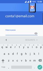 Como configurar seu celular para receber e enviar e-mails - Alcatel Pixi 4 - Passo 12