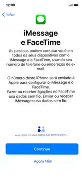 Como ativar seu aparelho - Apple iPhone X - Passo 20