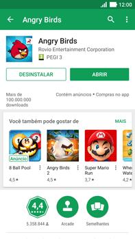 Como baixar aplicativos - Asus ZenFone 3 - Passo 17
