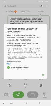 Como bloquear chamadas de um número específico - Samsung Galaxy S9 Plus - Passo 4