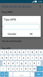Como configurar a internet do seu aparelho (APN) - Asus ZenFone 2 - Passo 12