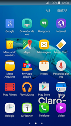Como conectar à internet - Samsung Galaxy J2 Duos - Passo 15