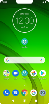 Como reiniciar o aparelho - Motorola Moto G7 Power - Passo 5