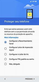 Como ativar seu aparelho - Samsung Galaxy S8 - Passo 10