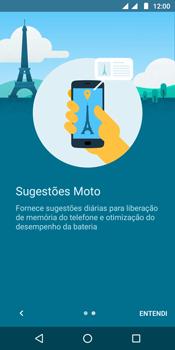 Como ativar seu aparelho - Motorola Moto G6 Play - Passo 19