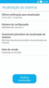 Como atualizar o software do seu aparelho - Asus ZenFone 3 - Passo 6