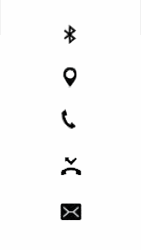 Explicação dos ícones - Samsung Galaxy J1 - Passo 15