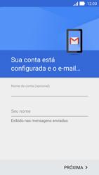 Como configurar seu celular para receber e enviar e-mails - Asus ZenFone 2 - Passo 13