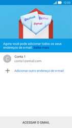 Como configurar seu celular para receber e enviar e-mails - Asus ZenFone 2 - Passo 23
