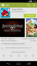 Como baixar aplicativos - Motorola Moto X (2ª Geração) - Passo 16