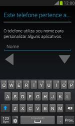 Como ativar seu aparelho - Samsung Galaxy S III Mini - Passo 14