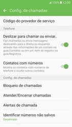 Como bloquear chamadas de um número específico - Samsung Galaxy S7 - Passo 6
