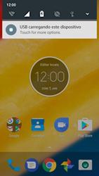 Transferir dados do telefone para o computador (Windows) - Motorola Moto C Plus - Passo 3
