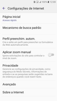 Como configurar a internet do seu aparelho (APN) - Samsung Galaxy On 7 - Passo 24
