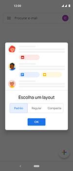 Como configurar seu celular para receber e enviar e-mails - Motorola One Vision - Passo 23