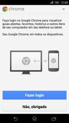 Como configurar a internet do seu aparelho (APN) - Sony Xperia E4G - Passo 20