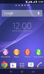 Explicação dos ícones - Sony Xperia E1 - Passo 40
