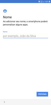 Como configurar pela primeira vez - Samsung Galaxy J4+ - Passo 11