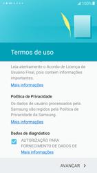 Como configurar pela primeira vez - Samsung Galaxy S7 - Passo 6