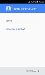 Como configurar seu celular para receber e enviar e-mails - Samsung Galaxy J1 - Passo 12