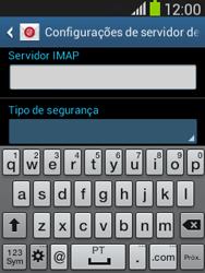 Como configurar seu celular para receber e enviar e-mails - Samsung Galaxy Pocket - Passo 10