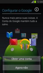 Como ativar seu aparelho - Samsung Galaxy S III Mini - Passo 11