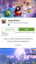 Como baixar aplicativos - Samsung Galaxy J2 Duos - Passo 19