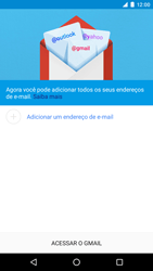 Como configurar seu celular para receber e enviar e-mails - LG Google Nexus 5X - Passo 6