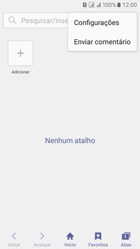 Como configurar a internet do seu aparelho (APN) - Samsung Galaxy On 7 - Passo 23