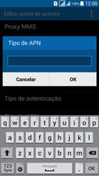Como configurar a internet do seu aparelho (APN) - Samsung Galaxy Grand Prime - Passo 12