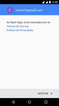 Como configurar seu celular para receber e enviar e-mails - Motorola Moto X Play - Passo 12