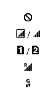 Explicação dos ícones - Samsung Galaxy J7 - Passo 5