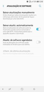 Como atualizar o software do seu aparelho - Samsung Galaxy J6 - Passo 5