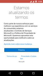 Como configurar seu celular para receber e enviar e-mails - Motorola Moto G5 - Passo 12