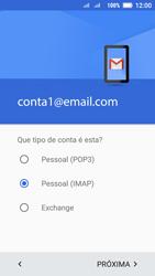 Como configurar seu celular para receber e enviar e-mails - Lenovo Vibe C2 - Passo 11