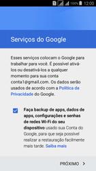 Como configurar seu celular para receber e enviar e-mails - Samsung Galaxy Grand Prime - Passo 14