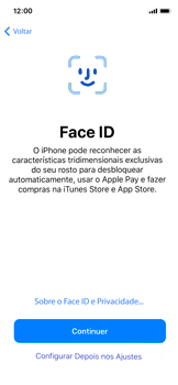 Como configurar pela primeira vez - Apple iPhone 11 Pro - Passo 9