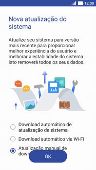 Como atualizar o software do seu aparelho - Asus ZenFone 3 - Passo 5